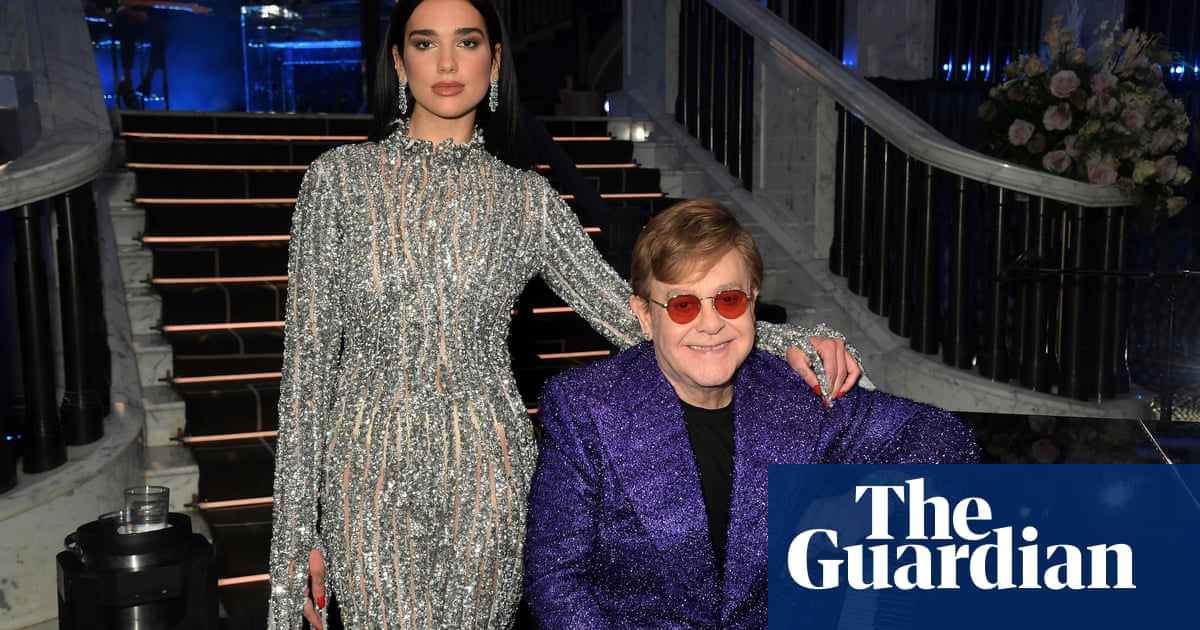 Elton John becomes first artist with UK Top 10 singles in six different decades