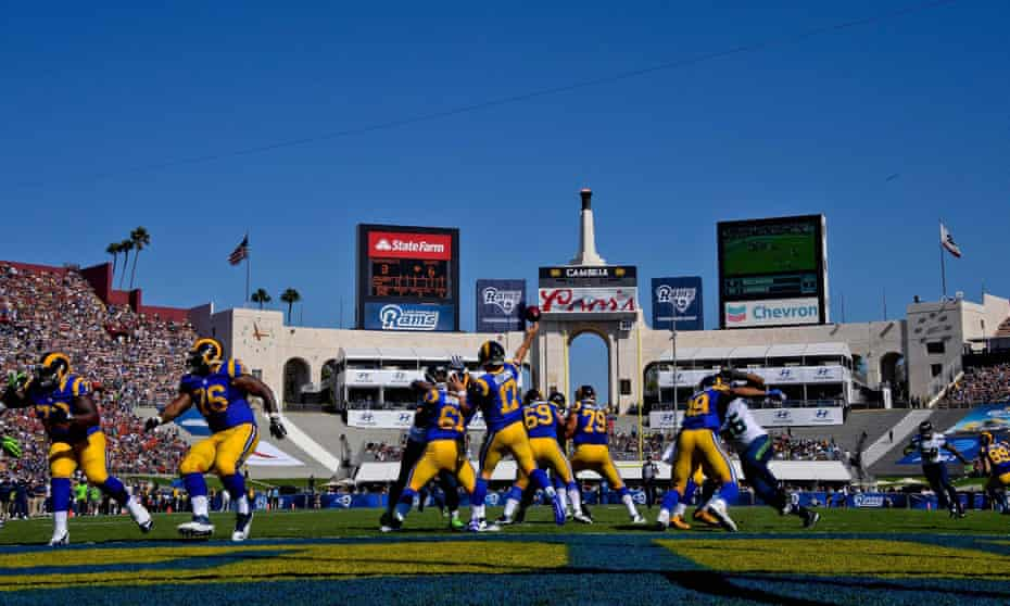 The Los Angeles Rams had a brutal first season on their return to California