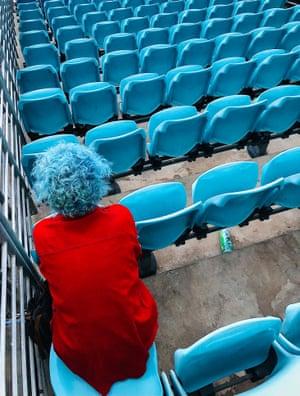 Black Summer Blue MontaigneChristian Horgan Australia 1st Place – People | Shot on iPhone X Sydney, Australia