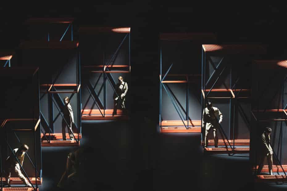 Korea National Contemporary Dance Company Beyond Black