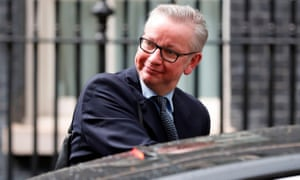 Meat is crucial to balanced diet, Michael Gove tells farmers