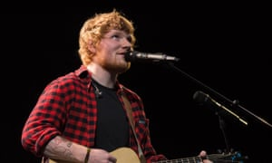 New rules are likely to reduce the dominance of artists such as Ed Sheeran.
