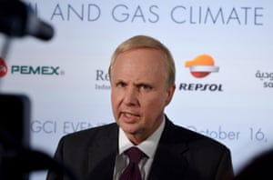 BP CEO Bob Dudley said the companies had a 'sense of commitment and urgency'