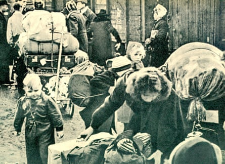 Refugees in wartime Poland