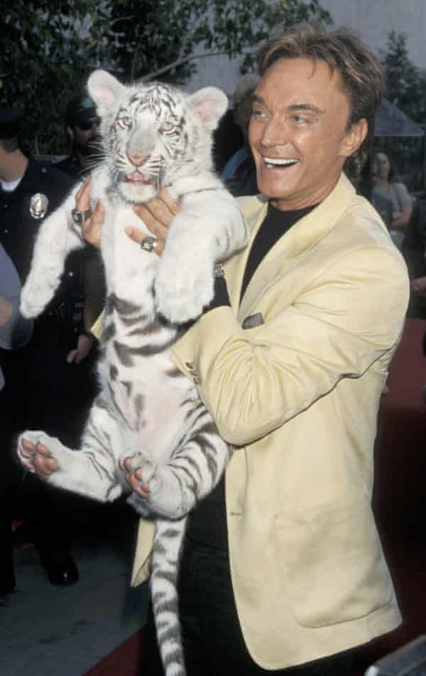 Roy Horn Of Siegfried & Roy has died aged 75.