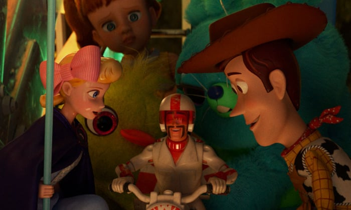 Be more Bo Peep and always recycle: seven life lessons to learn from Toy Story