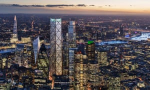 1 Undershaft will be the same height as the Shard – the maximum allowed