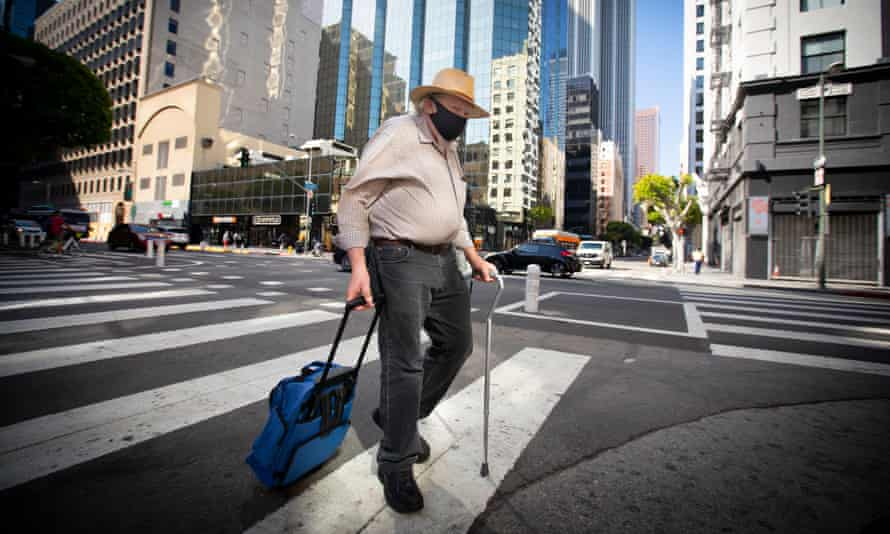 Los Angeles is facing an alarming rise in Covid-19 cases and hospitalizations.