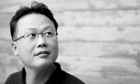 Un-su Kim, author of The Plotters, which has been the subject of enthusiastic bidding war.