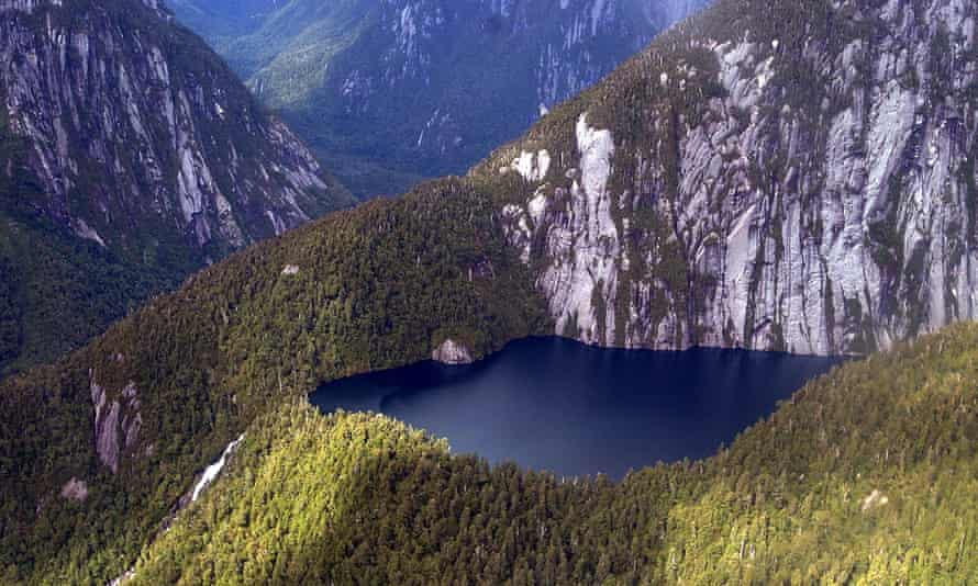Pumalin Park in southern Chile was handed over to Chile by the late Douglas Tompkins, a supporter and aide to which The North Face bought large tracts of Patagonia.