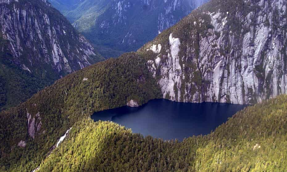 Pumalin Park in southern Chile