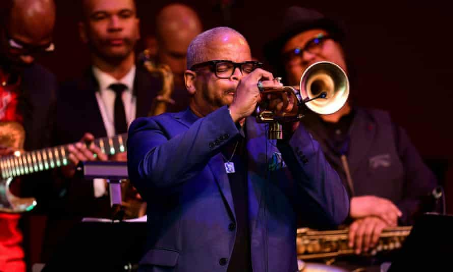 Terence Blanchard performs in 2019