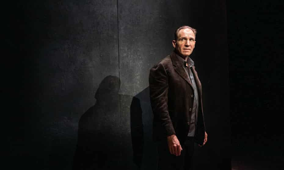 Ralph Fiennes in Four Quartets.