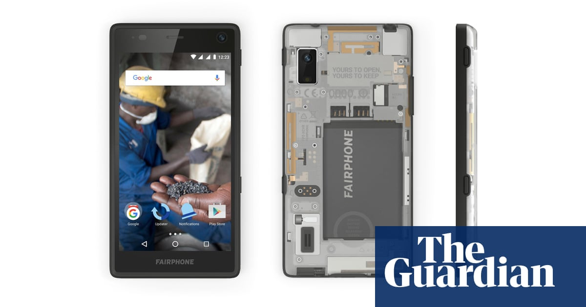 Fairphone: one smartphone company's search for conflict-free