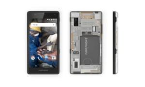 Fairphone smartphone