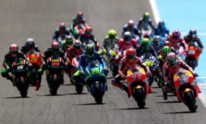 The Spanish grand prix at Jerez is one of the big days on the MotoGP calendar.