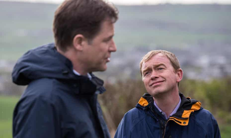 Tim Farron is backed by Welsh and Scottish Lib Dems to replace Nick Clegg as party leader.