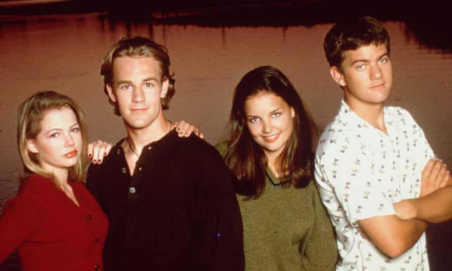 'Dawson, Joey, Pacey and Jen sometimes felt as close to me as my real-life friends.'