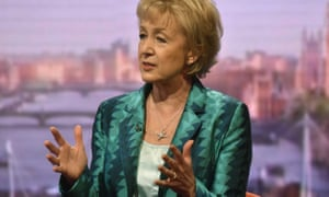 Andrea Leadsom on The Andrew Marr Show