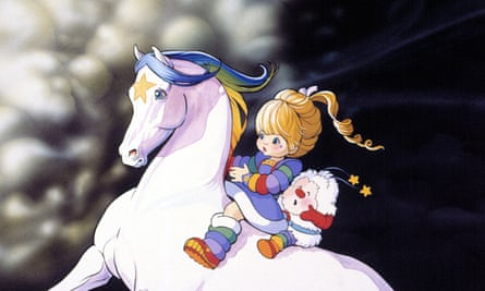 Rainbow Brite and the Star Stealer.
