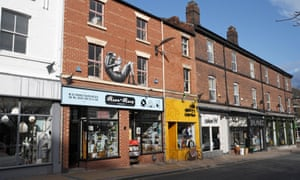 Independent shops in Sheffield