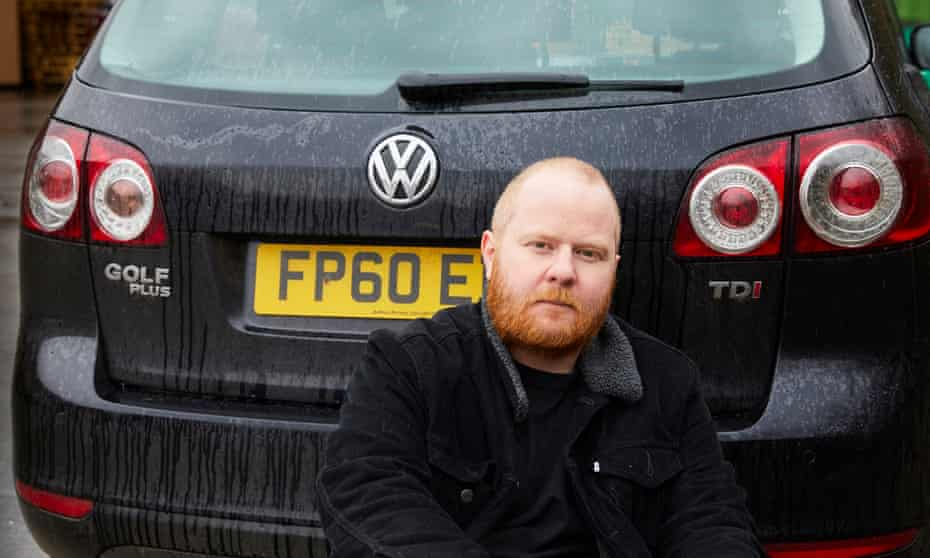 James Harrison says the VW recall has ruined what was previously a perfectly good car.