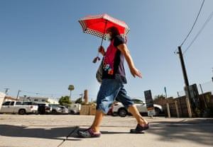 Some California cities this week broke decades-old temperature records, heightening fears amid the coronavirus pandemic.