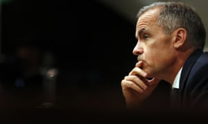 Mark Carney looking thoughtful
