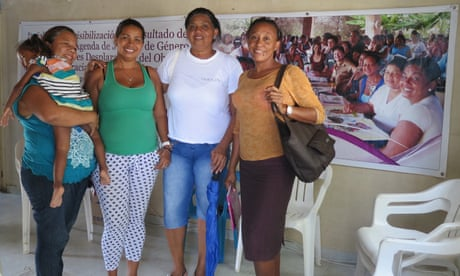 Colombia's City of Women: a haven from violence
