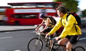 Most road users support some kind of segregation for cyclists.