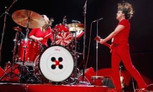 White Stripes make the list with Girl, You Have No Faith in Medicine.