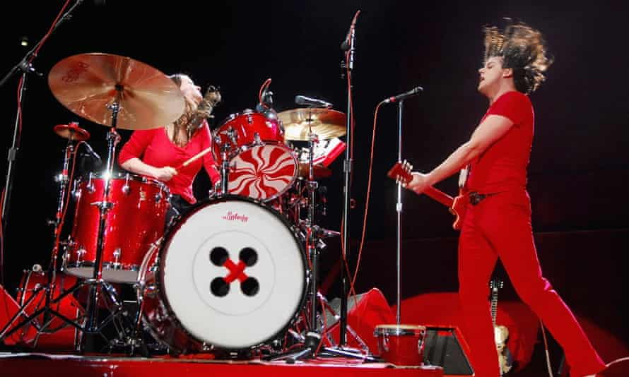 The White Stripes in 2007