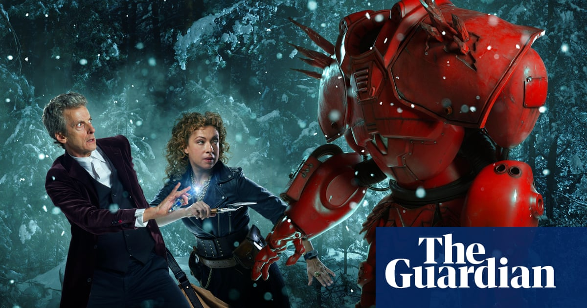 Doctor Who Christmas special 2015: The Husbands of River