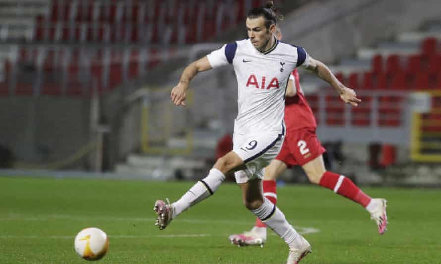 Gareth Bale is looking to make an impact.