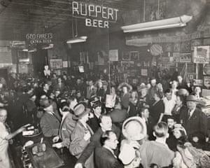 Sammy's nightclub, December 1944