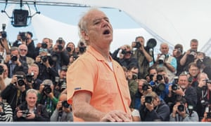 Bill Murray promotes The Dead Don't Die.