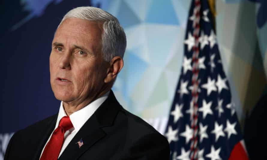 Mike Pence: 'In siding with the Chinese Communist Party and silencing free speech, the NBA is acting like a wholly owned subsidiary of the authoritarian regime'