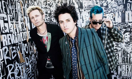 Green Day, who have launched a graphic novel, Last of the American Girls.