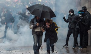 The gilets jaunes protests are business as usual in Paris, a city that sees 3,000 demonstrations a year.