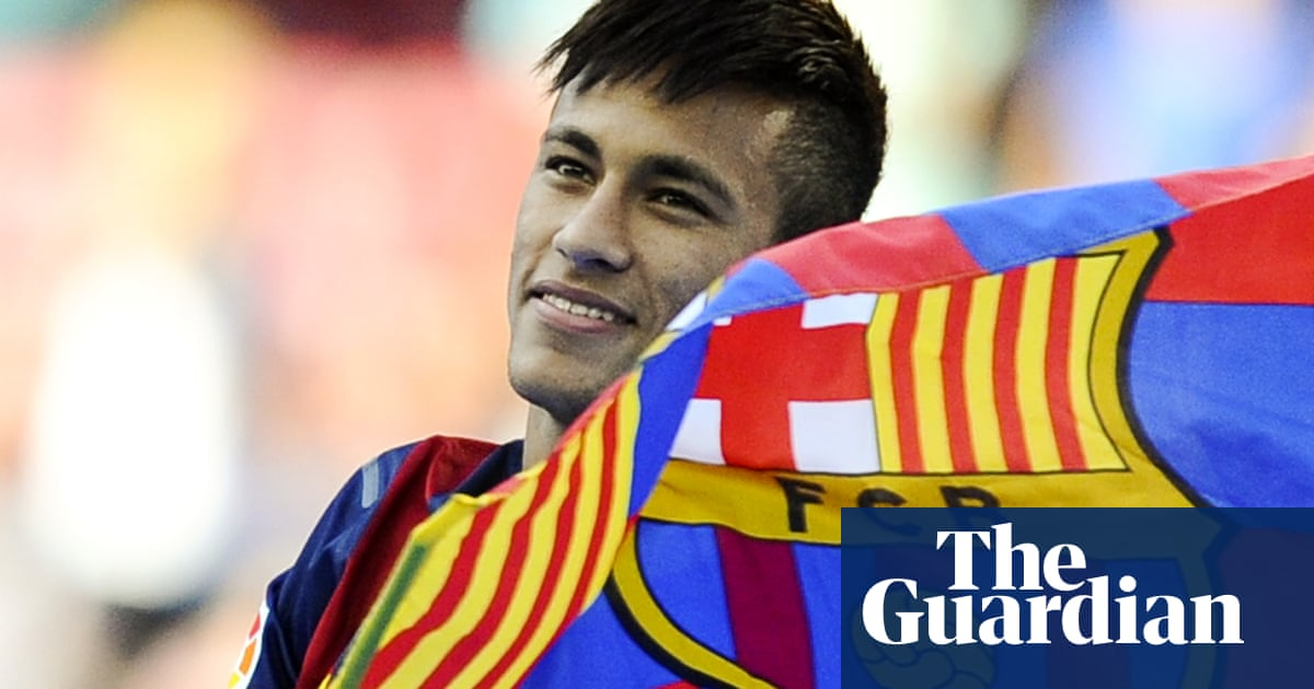 7557c4767 Race for Neymar  the inside story of how Barcelona sealed the controversial  deal. Real Madrid and ...