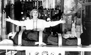 Young Frankenstein: an accurate, almost documentary-like representation of the scientific process.