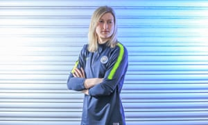 Ellen White believes a move to Manchester City will put her back among Europe's elite.