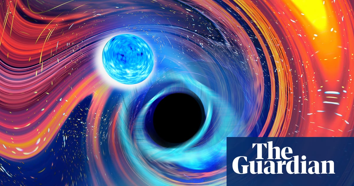 Gravitational waves from star-eating black holes detected on Earth
