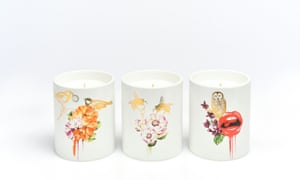Luxury scented candles, £65shop.thechapel.co.uk