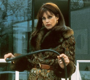 Actor Sigourney Weaver in the 1997 film The Ice Storm