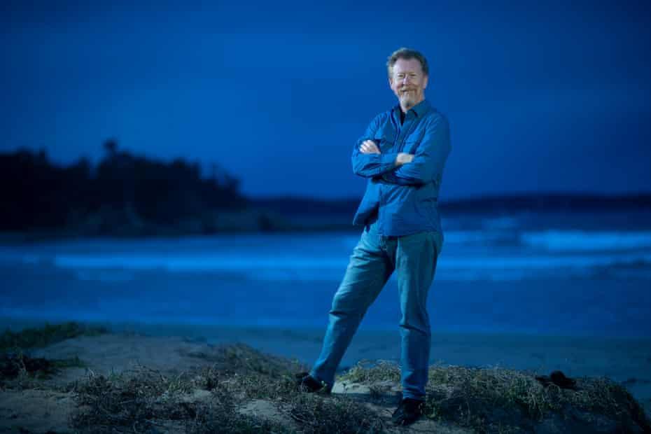 Australian author Chris Hammer.