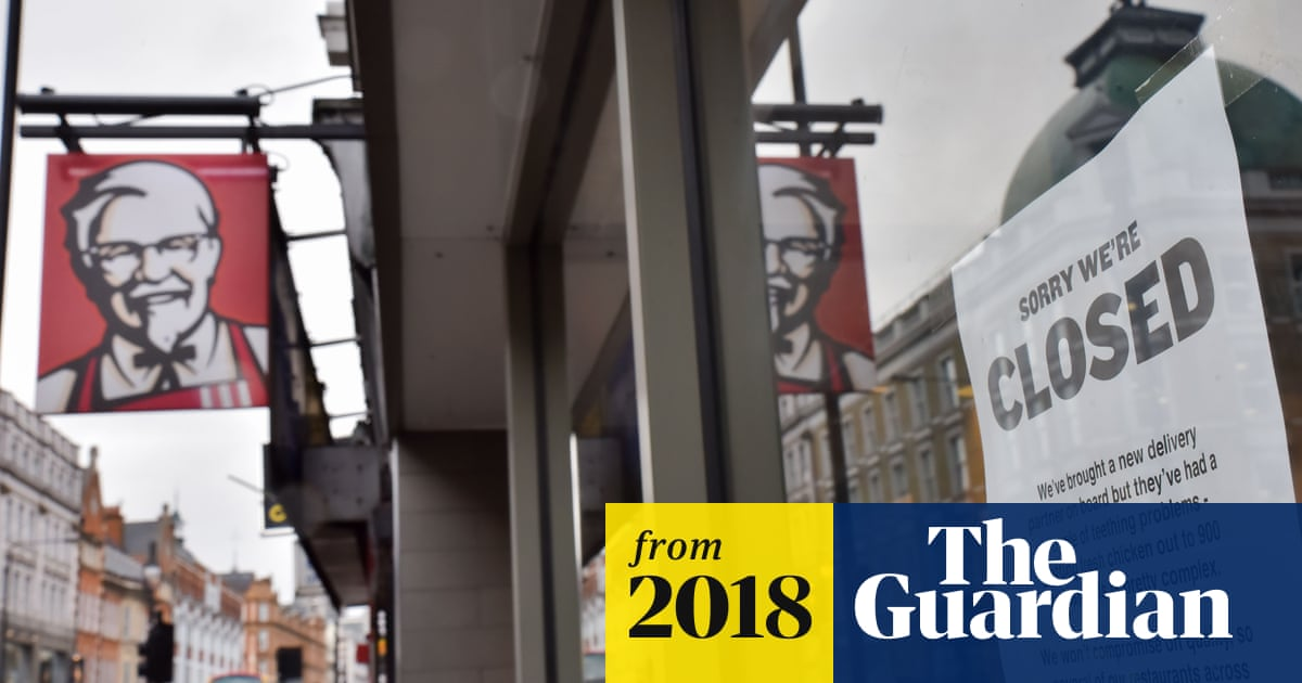 0c46ab57445 KFC returns to original supplier after chicken shortage fiasco ...