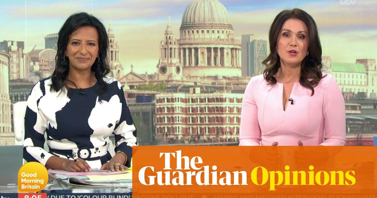 Is Piers Morgan Marmite? Susanna Reid can't decide