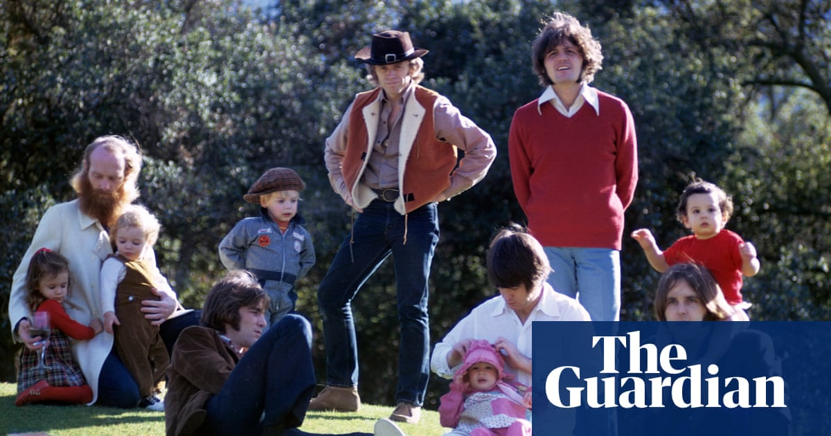 'It was the happiest time': The Beach Boys on their strange second coming