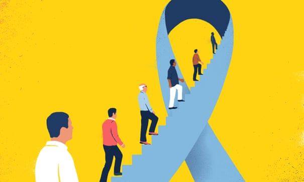 I have prostate cancer  But I am happy | George Monbiot | Opinion